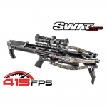 Killer Instinct Swat XP Compound Crossbow Elite Package 415fps