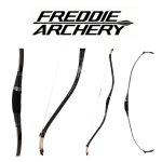 "Freddie Black Shadow Korean Traditional Bow (48"")"