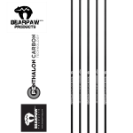 Penthalon Slim Line Black Carbon Shaft
