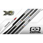 "Easton X23 Aluminium Shaft Model 2020 ""two tone"" (x12)"
