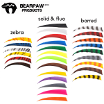 "Bearpaw Naturfeder 4"" RW (Shield)"