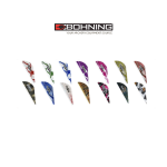 Bohning Blazer Vanes True Color
