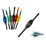 "Gas Pro Spin Vanes Field Efficient (Medium) 2"" Shield"