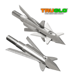 Truglo Titanium X Mechanical Broadheads (3er Pack)