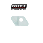 Hoyt Super Rest Klebeauflage