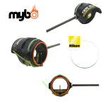 Mybo (Merlin) Ten Zone Scope (Green Fiber Kit)
