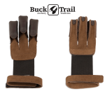 Buck Trail Suede Archery Glove (also for kids!)