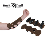 Buck Trail Nubuk Soft Double Leather Armguard