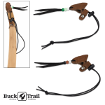 Buck Trail String Keeper Deluxe Leather