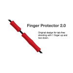 Flex Archery Finger Protector 2.0