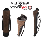 Buck Trail Backpack Wildleder Rückenköcher