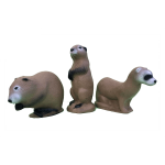 3D-Int Family Pack Cuties (3 Animals)