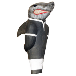 Asen/Wildcrete 3D Shark