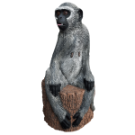 Asen/Wildcrete 3D Monkey