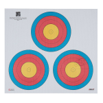 Decut Target Face WA/FITA Vegas 3-Spot Compound (waterproof)