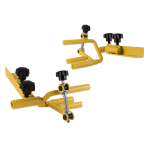 Maximal Adjustable Bow Vise Multi-Axis Bow Fixture Tool