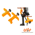 "OMP ""Freehand Bow & Level Kit"" Wasserwaagen"