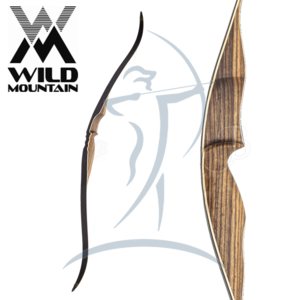 Wild Mountain Dolomite One Piece Recurvebogen 62""