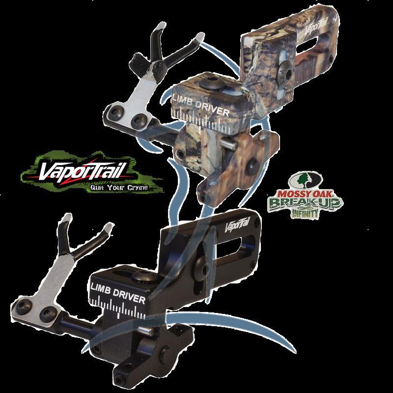 Vaportrail Limb Driver Pro Drop-Away Arrow Rest [BE-LDPRO] - 100,00 € -  Bogentandler at - Der Österreichische Bogensport Onlineshop