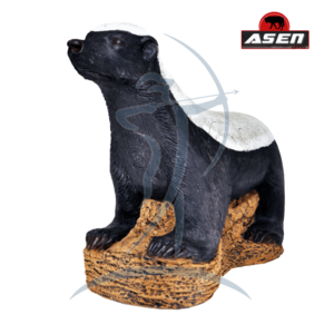 Asen/Wildcrete 3D Honey Badger