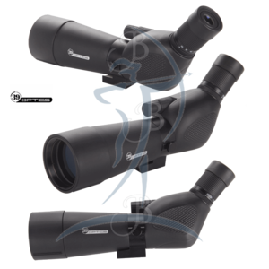 39 Optics Spotting Scope 20-60x60mm (wasserfest)