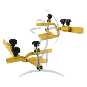 Maximal Adjustable Bow Vise Multi-Axis Bogenhalter