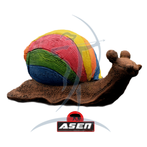 Asen/Wildcrete 3D Snail big