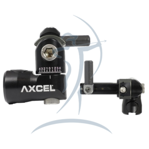 Axcel TriLock adjustable Offset Mount Quick Disconnect