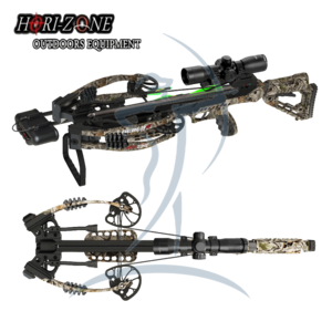 Hori-Zone Bedlam Armbrust Package 185lbs/400fps